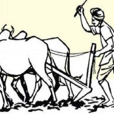 किसान और बादल – किस्मत या भाग्य पर कहानी