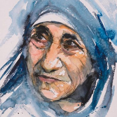 Top 25 Mother Teresa Quotes in Hindi